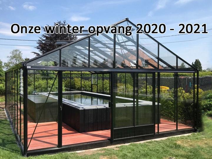 Kandidaten voor de winter opvang