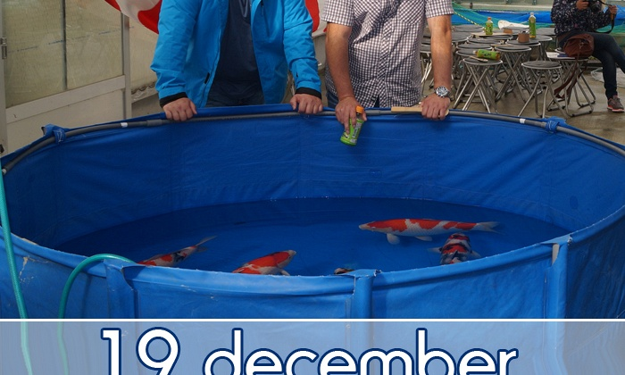 Aanbiedingsdag 19 december