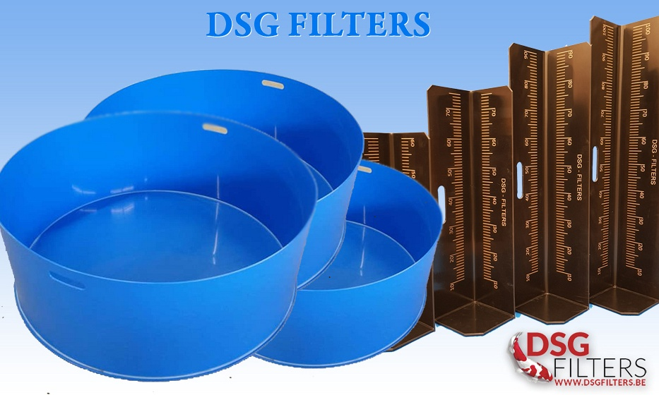Bowls en meethoeken van DSG