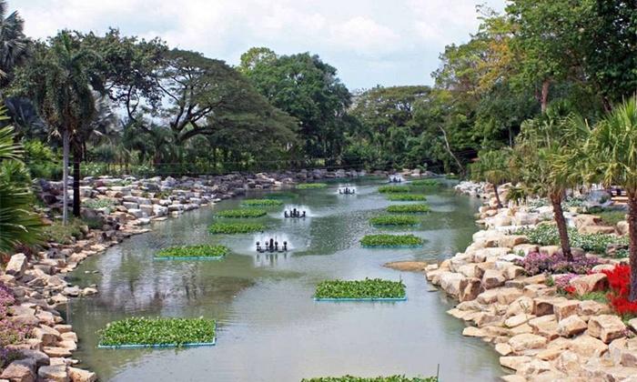 De tuinen van Nong Nooch