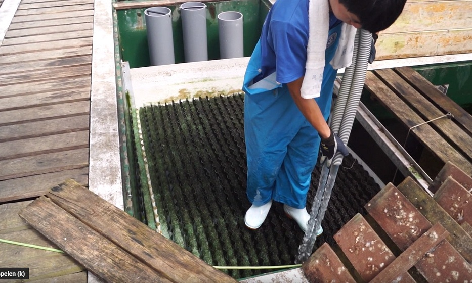 Filteren volgens Japanse normen