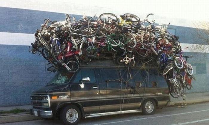 Ik ga op fietsvakantie