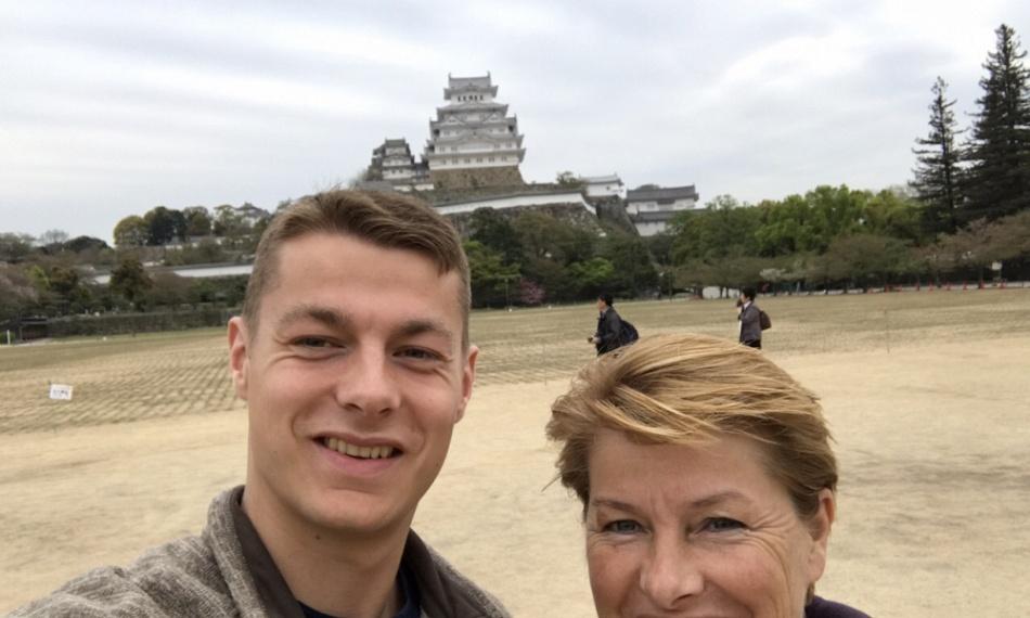 Japanreis april 2017