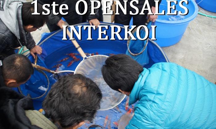 Open Sales op Japanse manier