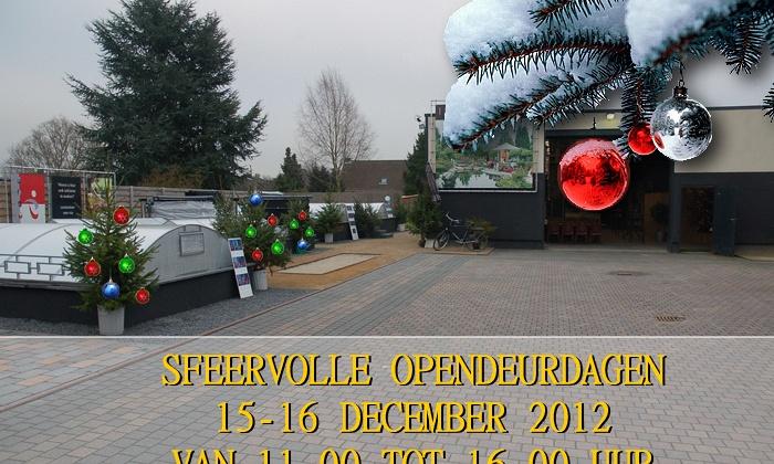 Opendeurdagen, 15-16 december