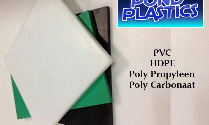 Pond Plastics