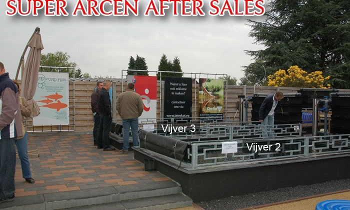 Super Arcen After Sales,