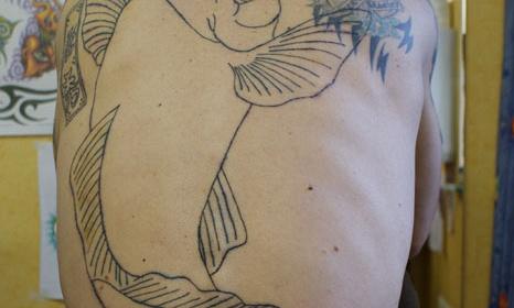 Tattoo deel 2