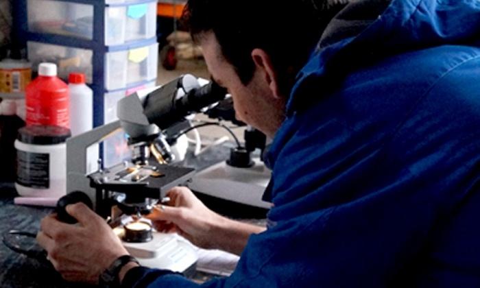 Winnaar van de microscoop