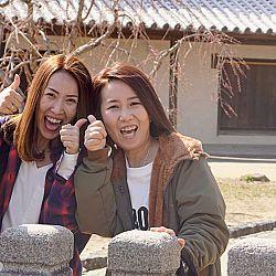 All Japan Young Koi Show en Himeji Castle: afbeelding 36