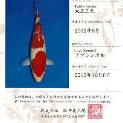 Certificaten Sakai FF: afbeelding 10