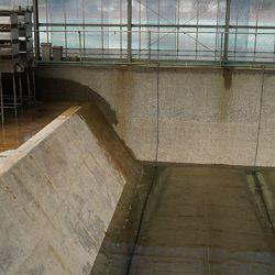 Een lege 1500 ton vijver: afbeelding 6