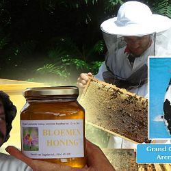 Garnalen met honing: afbeelding 1