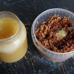Garnalen met honing: afbeelding 2