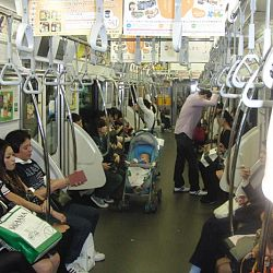 Japan - dag 1: afbeelding 16