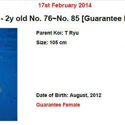 Momotaro auction 17 februari - Sanke: afbeelding 7