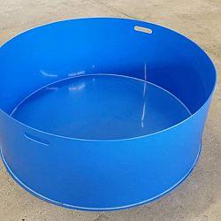 Wie wil er  nog een grote blauwe bowl: afbeelding 2